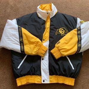 2xl pro player Colorado buffaloes jacket